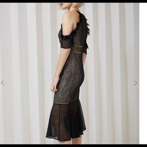 NEW Keepsake Slide Lace Dress